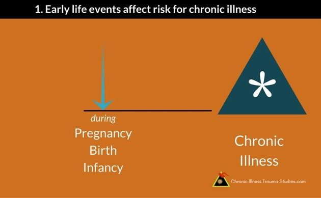 Events in pregnancy, birth and infancy affect risk for chronic illness and remain under-recognized outside of research